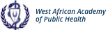 West African Academy of Public Health logo